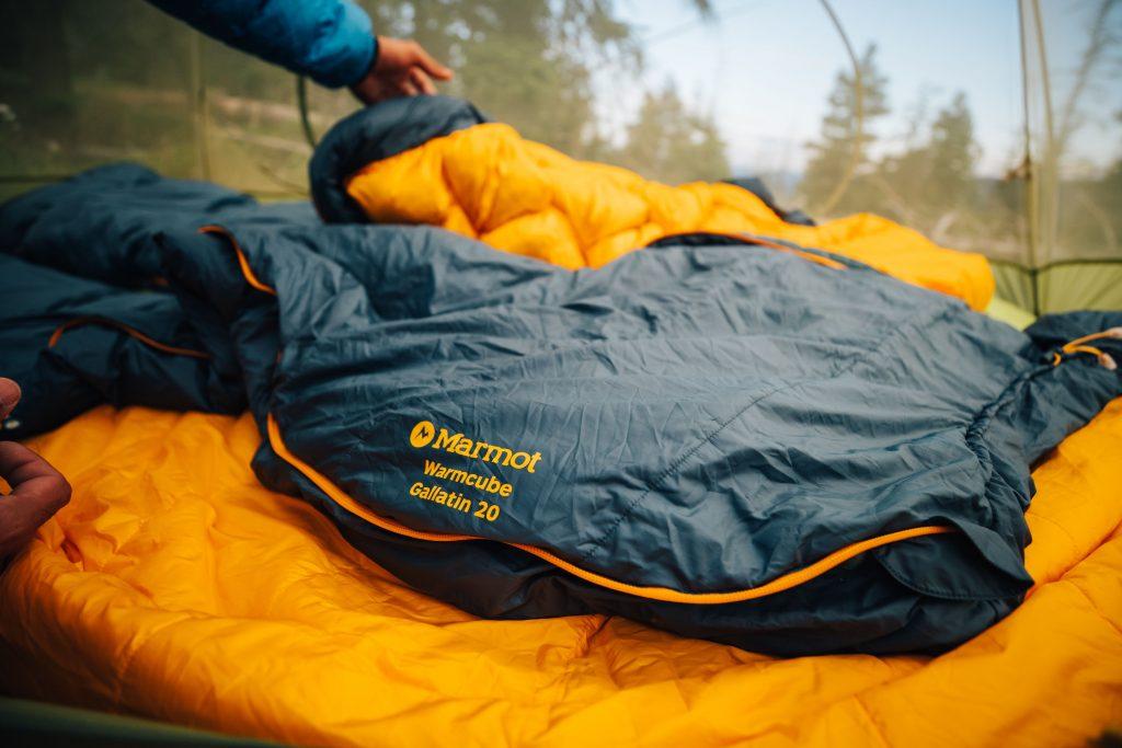 Sac de dormit Marmot Warmcube Gallatin 20