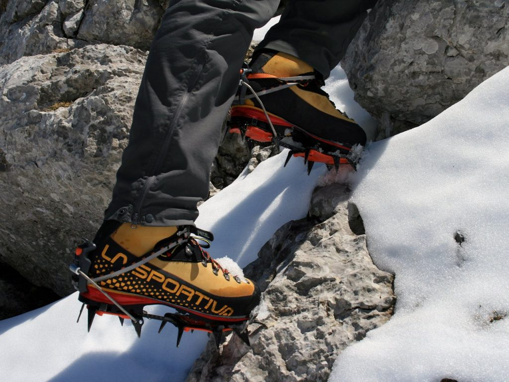Bocanci de munte de iarna La Sportiva Nepal Cube