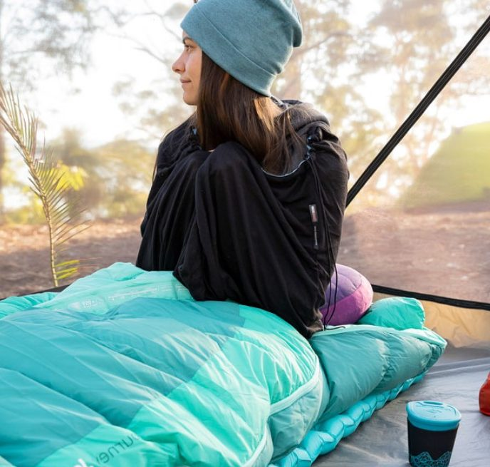 Lenjeria pentru sacul de dormit
